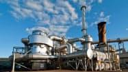BHPビリトンの硫酸ニッケル工場(西オーストラリア州)=同社提供