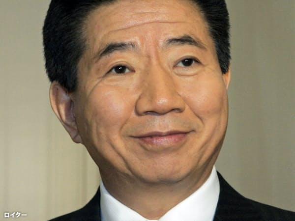 韓国の盧武鉉(ノ・ムヒョン)元大統領=ロイター