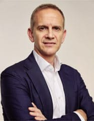 クレスポ氏は新CEOとしてデジタル戦略を加速する