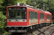 箱根登山鉄道の歴史を解説する