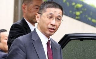 日産自動車のの西川社長は「建設的な議論をしていきたい」と話した