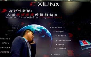 米半導体大手ザイリンクスが北京本社の機械学習のスタートアップ、ディーファイを買収するなど中国の最先端技術に関心を持つ欧米企業が増えている=ロイター