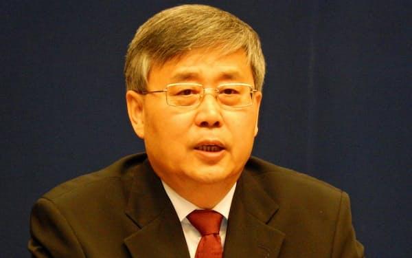 人民元下落を強くけん制した中国銀行当局トップの郭樹清氏