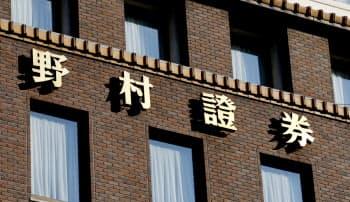 野村証券日本橋本社