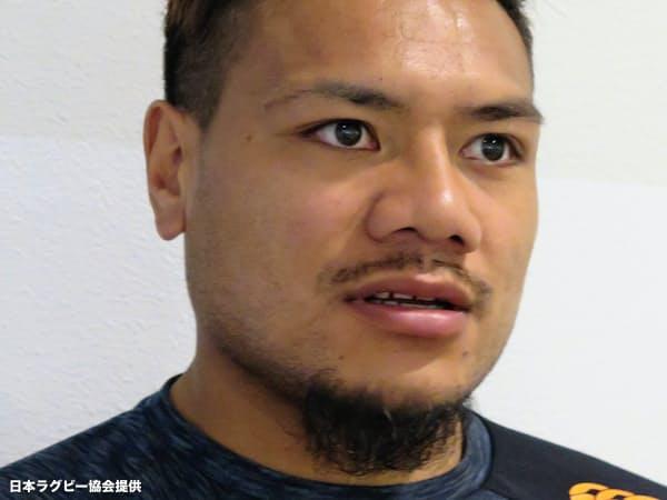 来日10年。16年リオ五輪では7人制で日本を4位に導いた=日本ラグビー協会提供
