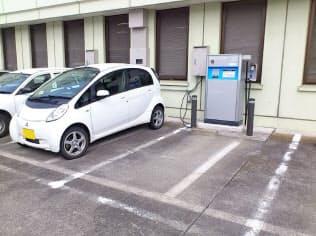 東電HDは業務車両のEV転換を進める(同社提供)