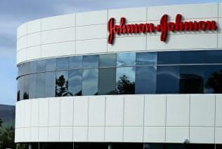 米オピオイド中毒まん延への製薬会社への責任を問う訴訟が始まった(カリフォルニア州のジョンソン・エンド・ジョンソン社)=ロイター