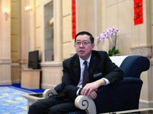 マレーシアのリム・グアンエン財務相は貿易戦争の負の側面も強調した