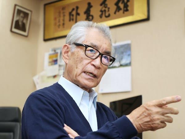 本庶佑氏は小野薬品工業に特許収入を巡る交渉を再開するよう求めた