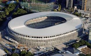 東京五輪のチケットの購入、使用に関しては注意事項がある=共同