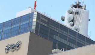 改正放送法で、NHKはテレビ番組を放送と同時にネット配信できるようになる