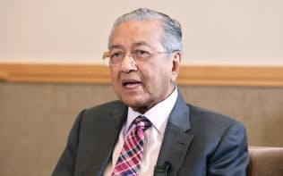 マハティール・ビン・モハマド マレーシア首相
