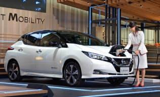 自宅の太陽光パネルで発電した電気を電気自動車にためて走行すればCO2を排出しない移動手段になる