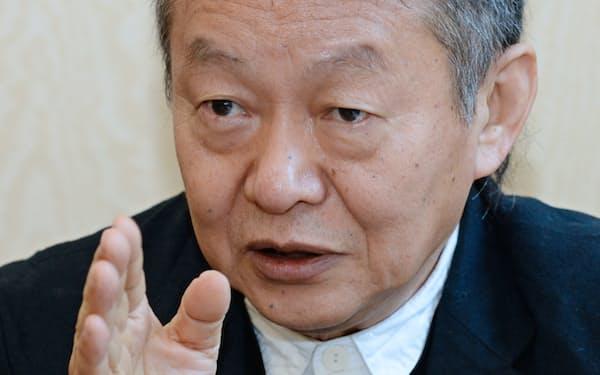 加藤典洋氏は「戦後はまだ終わっていない」と語っていた