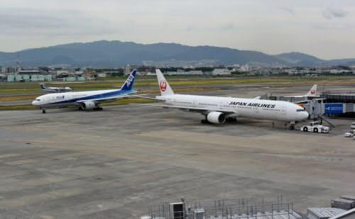 3空港懇で最大の焦点になったのは伊丹空港の国際線をめぐる議論だった