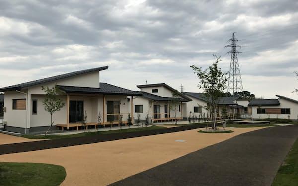 公営住宅は高齢者に優しい構造になっている