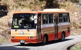 神姫バスは人口減少による利用客の減少が課題になっていた