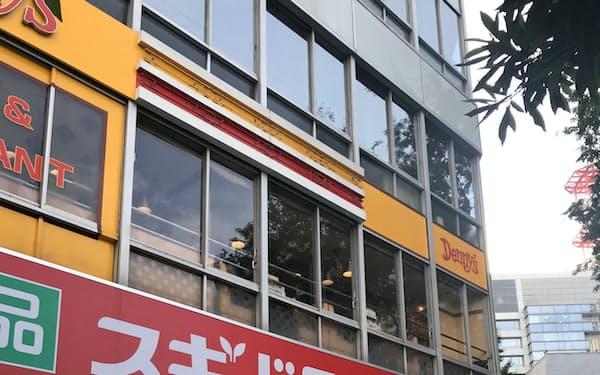 スギHDが展開するドラッグストア(名古屋市)