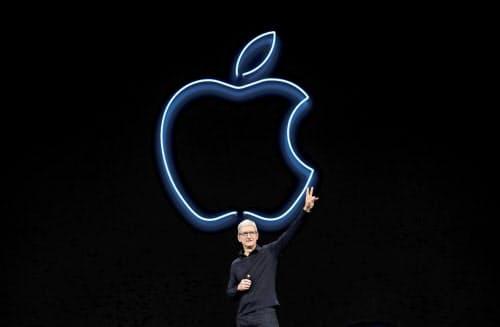 アップルは最新のMacOSではiTunesを搭載しないと明らかにした=AP