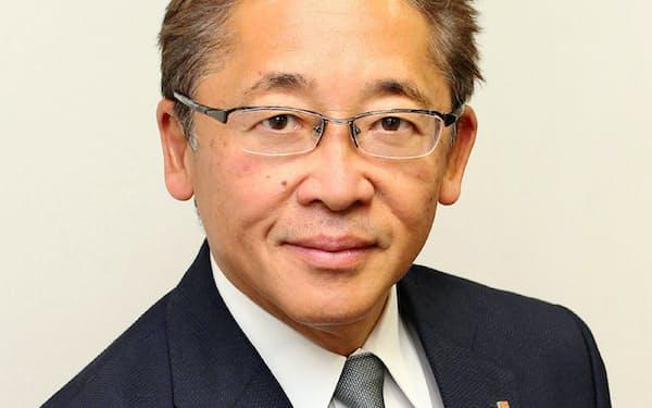 6月24日付でヤマザキマザックの社長に就任する山崎高嗣副社長