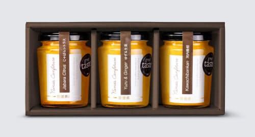 愛媛の柑橘を使用した「ニノズ・コンフィチュール」のマーマレード