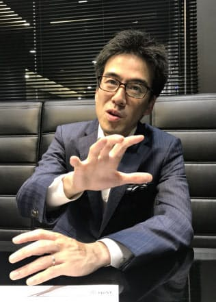 上村氏はALBERTの創業者としても知られる