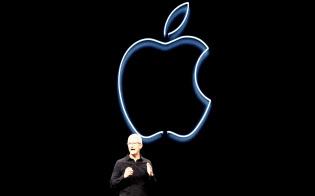 アップルの年次開発者会議「WWDC19」に登壇したティム・クックCEO