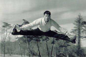 学生時代はフィギュアスケートの選手として国体にも出場した