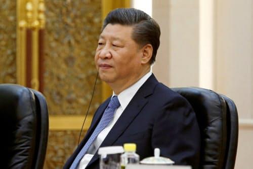 習近平国家主席はロシアを訪れ、経済協力や対米関係などについて協議する=ロイター
