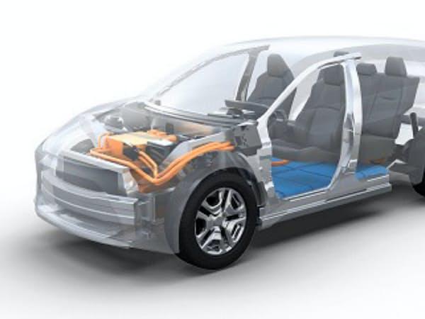 トヨタとスバルはEV専用のプラットホーム(車台)とEV型SUVを共同開発する