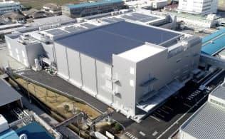 SCREENホールディングスは「彦根グランドデザイン」として生産性改善プロジェクトを推進している。