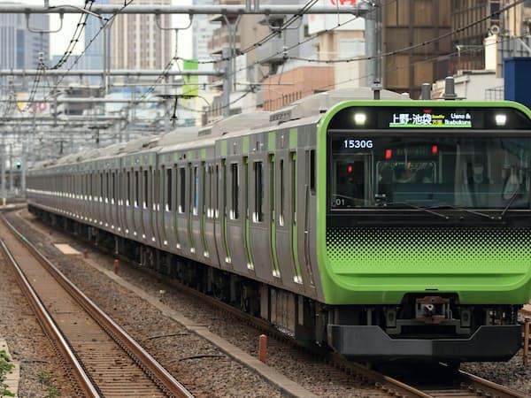 JR東日本の投資計画は長期に及ぶ(山手線のE235系、JR東日本提供)
