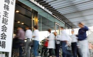 企業統治改革において年金の役割は大きい