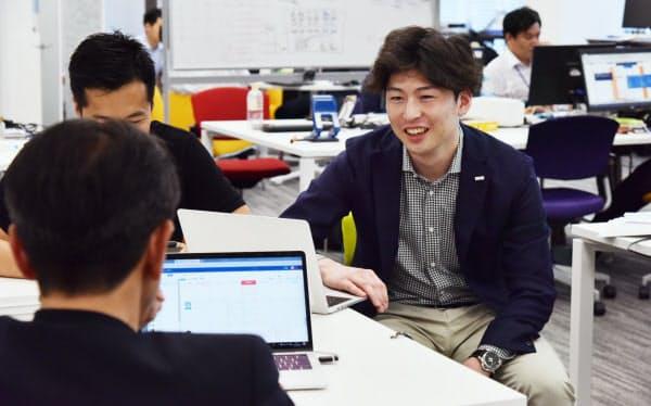 三井住友銀行の小野晃輝はスタートアップの創業メンバーだった