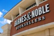 バーンズ・アンド・ノーブルは書籍の大型量販店を全米に600店以上展開する(写真=AP)