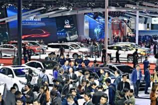 EVなどエコカー開発競争は世界で盛り上がる