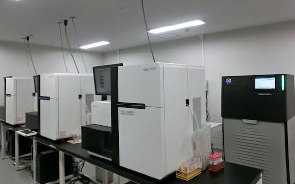ゲノムを高速で読み取れる装置が普及してきた(東京大学)