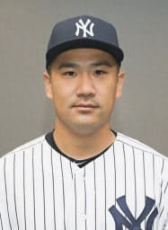 ヤンキースの田中将大投手=共同