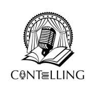 ソニー・ミュージックエンタテインメントとホリプロインターナショナルが立ち上げた朗読劇ブランド「CONTELLING(コンテリング)」のロゴ  (C)CONTELLING