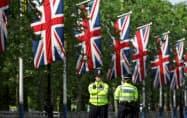 英国とEU離脱の将来を占う英与党・保守党の党首選は候補者が10人乱立する選挙戦となる=ロイター