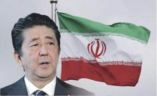 日本の首相がイランの最高指導者と会談するのは初めてだ