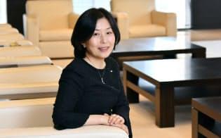三井住友銀行の工藤禎子は女性の総合職1期生だ
