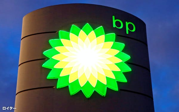 BPは極端な高温や低温のため、冷暖房需要が高まったと分析している=ロイター