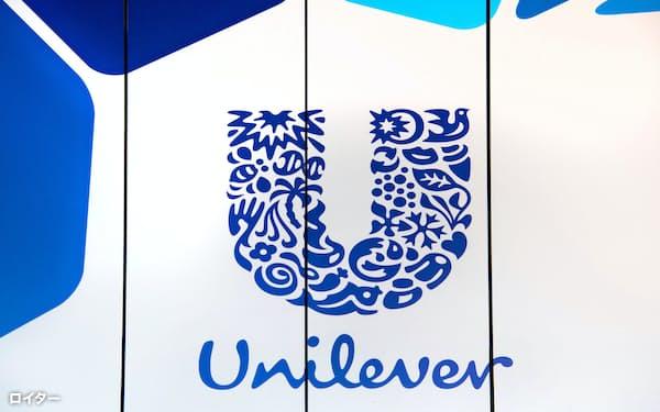 ユニリーバはここ4年間は売上高の伸びが鈍化し続けてきた=ロイター