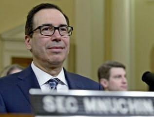 トランプ米政権は、イランが対話の条件にあげる経済制裁緩和に応じない方針だ=AP
