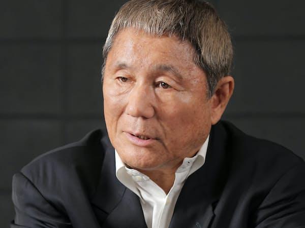 映画監督 北野武