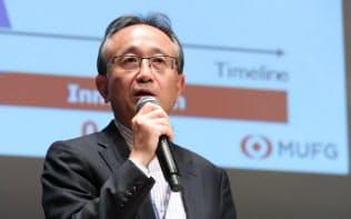 亀沢氏は東大理学系修士課程修了。文系出身者が多いなか「整数論」を専攻した異色のバンカーだ