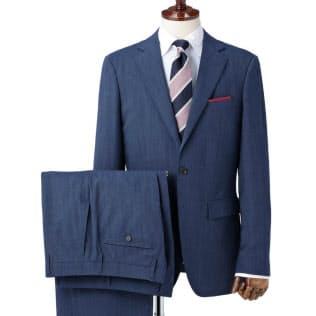 裏地に衣服内の熱エネルギーを放出する素材を使ったスーツ「ICE TECHスーツ」