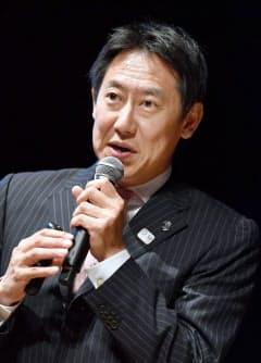 スポーツ庁の鈴木長官