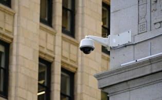 米サンフランシスコ市は5月14日、顔認証技術を行政機関が利用することを禁じる条例案を可決した=AP